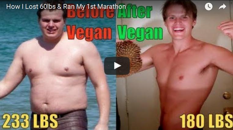 Od nadwagi do biegania maratonów..Owoce???  :-)