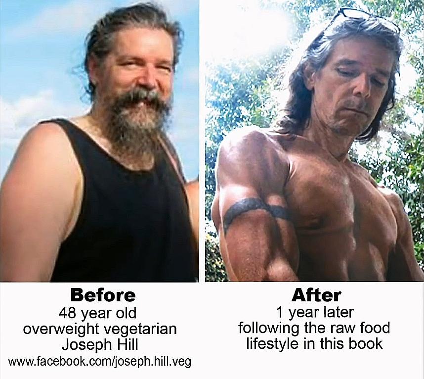 Co 1 rok na ZDROWEJ Surowej, Nisko tłuszczowej, Naturalnej diecie może zrobić dla Ciebie? Czy jesteś na to gotowy / gotowa?! :-)